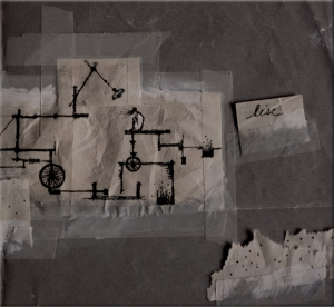 Lise – Qualquer Frágil Fio de Fantasia 2011 DryCry Records Release Date: 29th November 2011